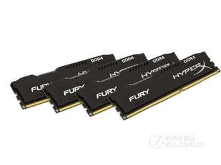 金士顿骇客神条FURY 32GB DDR4 2666(HX426C15FBK4/32)