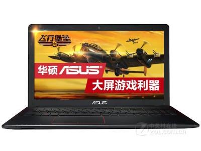 华硕飞行堡垒FX50vx6300加装固态硬盘