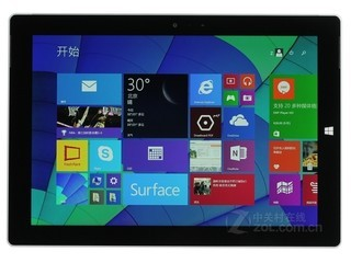 微软Surface 3(4GB/128GB/Win10)