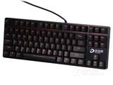 达尔优DK87游戏机械键盘