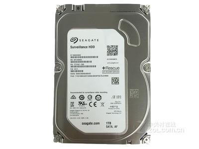希捷 SV7 1TB SATA3数据保护监控硬盘(ST1000VX003)