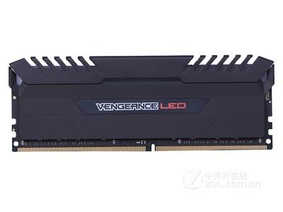 海盗船 Vengeance  16GB DDR4 2666(CMU16GX4M2A2666C16R)