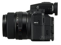 富士GFX 50S(无反中画幅 黑色 5140万像素 便捷操控 紧凑轻量 触摸可翻折LCD 高清视频 WIFI) 京东36900元�