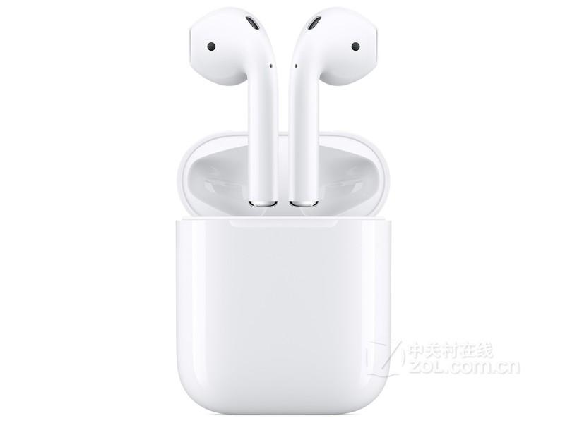 苹果AirPods整体外观图