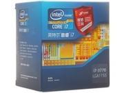 Intel 酷睿i7 3770(盒)  武汉全新行货 联保 支持分期 市内送货上门(15827125485李华)