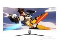 HKC C340 34寸曲面屏100Hz游戏21:9大屏电竞护眼高清准4k显示器2k