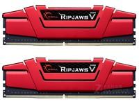 芝奇Ripjaws V 32GB DDR4 3000(F4-3000C15D-32GVR)