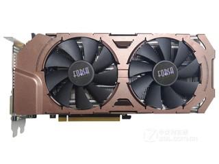 富彩GeForce GTX 1060_6G_D5天狼版