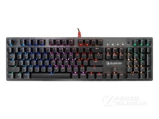 血手幽灵B810R蜂窝版光轴RGB彩漫电竞机械键盘