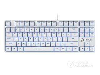 达尔优DK100背光版游戏机械键盘