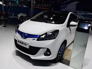 长安汽车奔奔2017款 纯电动180公里标准型