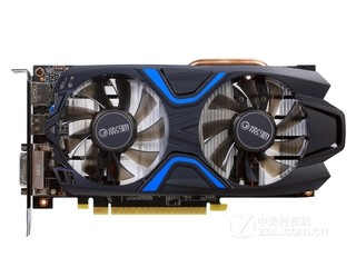 影驰GeForce GTX 1050Ti大将
