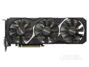索泰 GeForce GTX 1060-6GD5 霹雳T3 OC