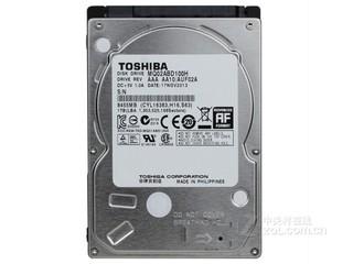 东芝1TB 5400转 64M(MQ02ABD100H)