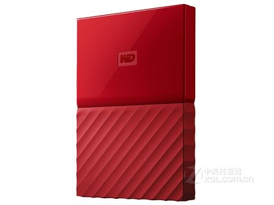 西部数据 My Passport 4TB(WDBYFT0040BRD)