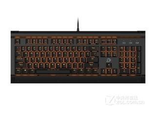达尔优EK812内嵌式背光机械键盘