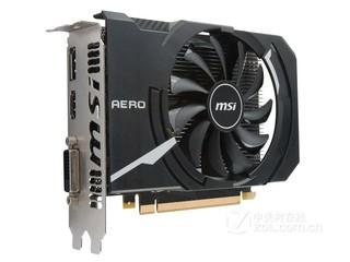 微星GeForce GTX 1050Ti 4GB AERO ITX OC