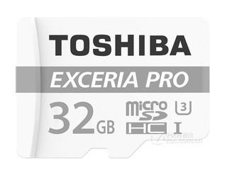 东芝极至超速EXCERIA PRO M401 microSDHC UHS-I卡(32GB)