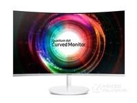 苏宁易购 三星C27H711QEC曲面27英寸2k高清专业设计液晶显示器