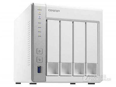 QNAP TS-431P 四盘位网络存储器 大量到货