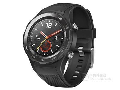 HUAWEI WATCH 2 华为第二代智能运动手表4G版 独立SIM卡通话 GPS心率FIRSTBEAT运动指导 NFC支付