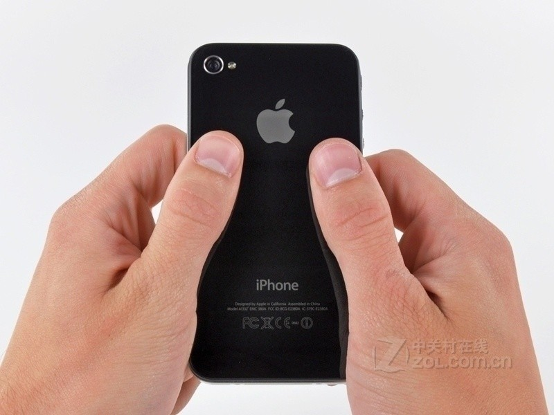 苹果iPhone 4(8GB)专业拆机