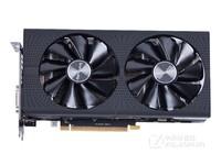 现货蓝宝石RX580 8GD5白金版电脑游戏A独立显卡非超白金秒GTX1060