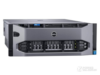 免费送货上门,免费安装,联系电话:赵岩 18600552616戴尔 PowerEdge R930 机架式服务器(Xeon E7-4820 v4*2/16GB*8/600GB*6)