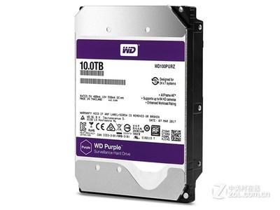 西部数据 10TB(WD100PURZ)