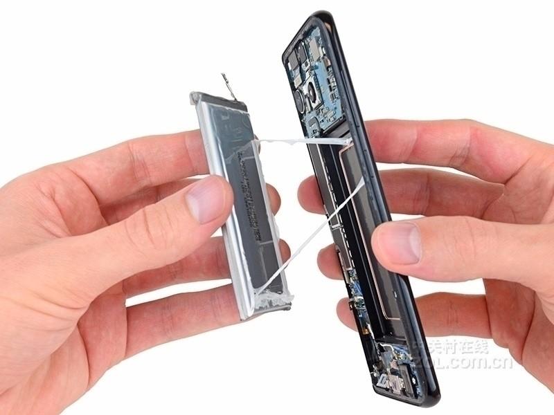 三星GALAXY S8(G9500/双卡版/全网通)专业拆机