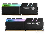 芝奇Trident Z RGB 32GB DDR4 3000(F4-3000C14D-32GTZR)