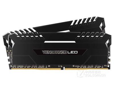 海盗船 复仇者LED 16GB DDR4 3200(CMU16GX4M2C3200C16)