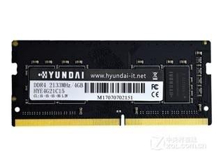 现代笔记本 4GB DDR4 2133