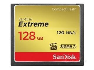 闪迪至尊极速CompactFlash卡(128GB)SDCFXS-128G