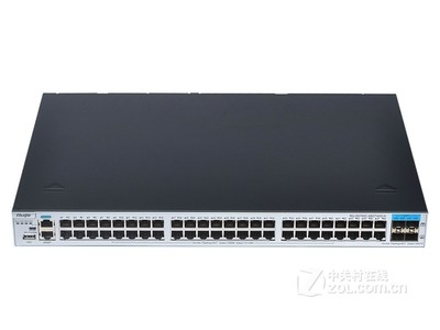 锐捷网络RG-S5750C-48GT4XS-H