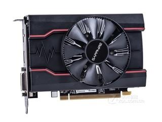蓝宝石RX 550 4G D5 白金版 OC