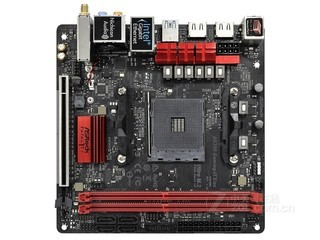 华擎玩家至尊 AB350 Gaming-ITX/ac