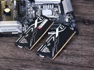 金泰克X6 Rainbow 16GB DDR4 3200