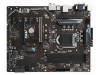 MSI/微星 Z370-A PRO 电脑主板 LGA1151针脚 支持i7 8600K
