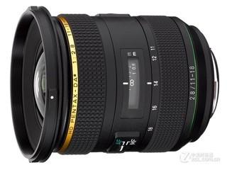 宾得DA 11-18mm f/2.8 ED DC AW