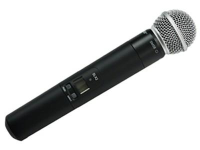 舒尔SLX24/SM58