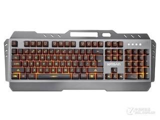 森松尼金属枪黑色键盘