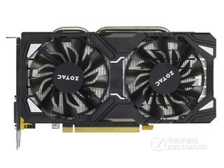 索泰GeForce GTX 1060-6GD5 毁灭者 SM