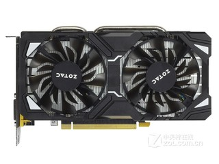 索泰GeForce GTX 1060-6GD5 毁灭者 MI
