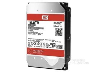 西部数据红盘Pro NAS 10TB/7200转/256MB(WD101KFBX)