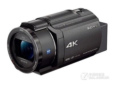 索尼(SONY)FDR-AX45家用/直播4K高清数码摄像机 /DV/摄影机/录像机 5轴防抖(AX40升级款)