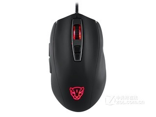摩豹V60幻彩RGB电竞游戏鼠标