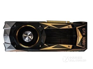 NVIDIA GeForce GTX 1080Ti《剑网3》定制版