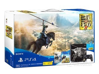 索尼PS4 真·三国无双8 限量珍藏套装