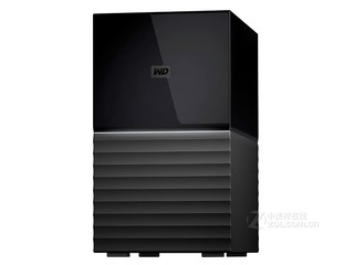 西部数据My Book Duo 20TB(WDBFBE0200JBK)